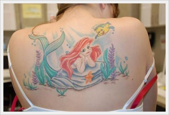 mermaid tattoos (7)