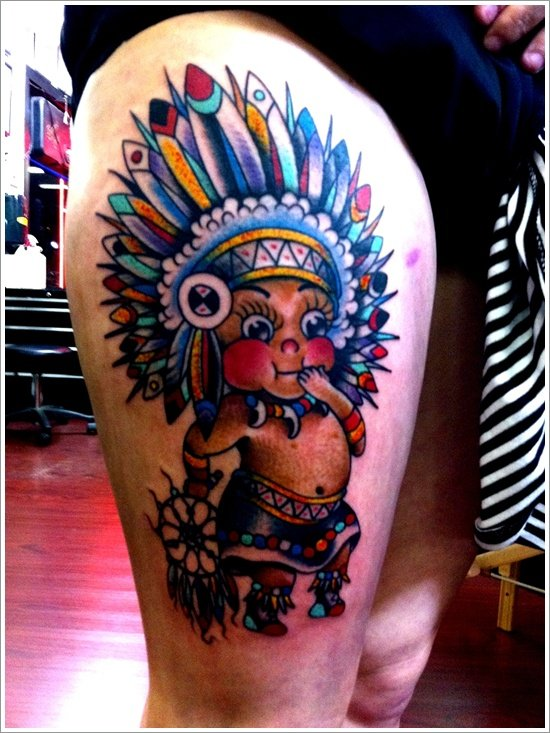 native american tattoo designs (12)