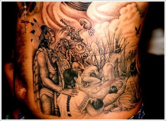 native american tattoo designs (26)