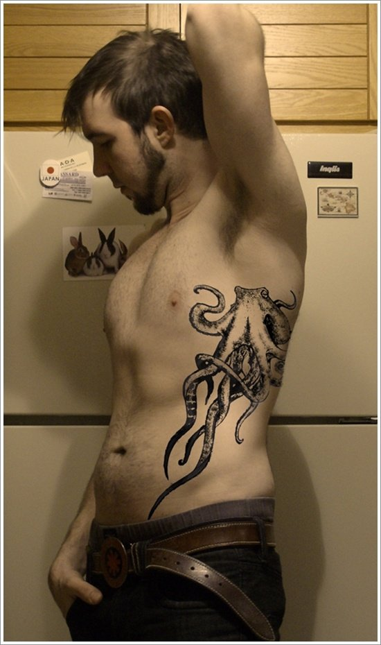 octopus tattoo design (25)