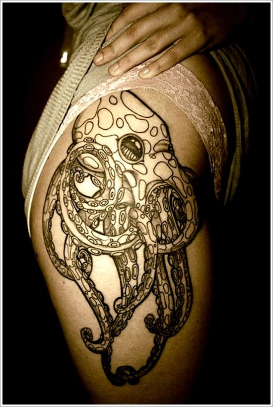 octopus tattoo design (9)