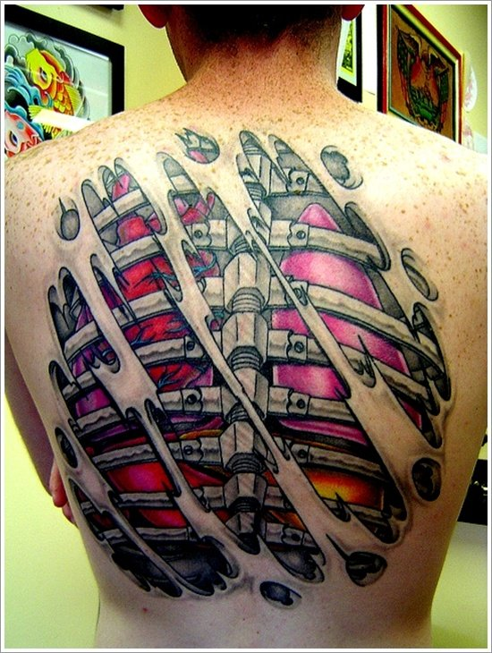 ripped skin tattoo (1)
