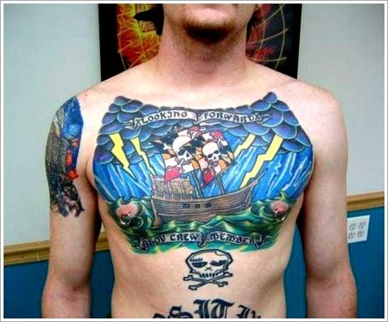 ship tattoo designs (10)
