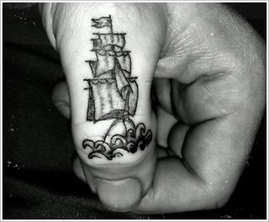 ship tattoo designs (32)