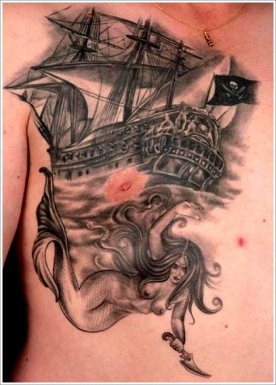 ship tattoo designs (8)