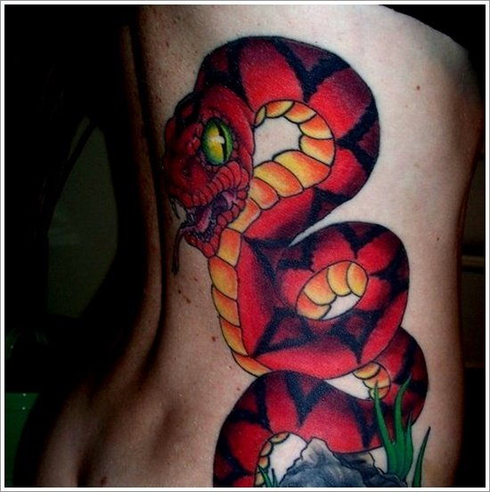 snake tattoo designs (16)
