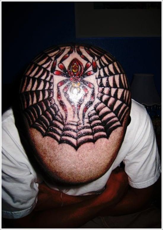 spider tattoo design (10)