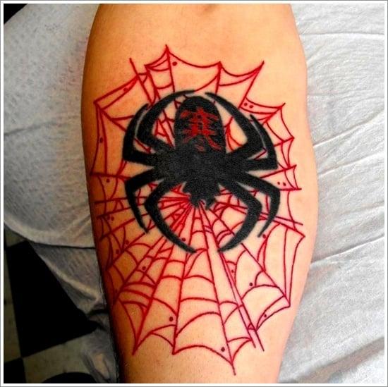 spider tattoo design (16)
