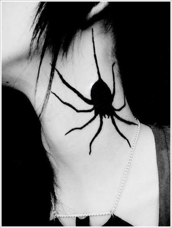 spider tattoo design (20)