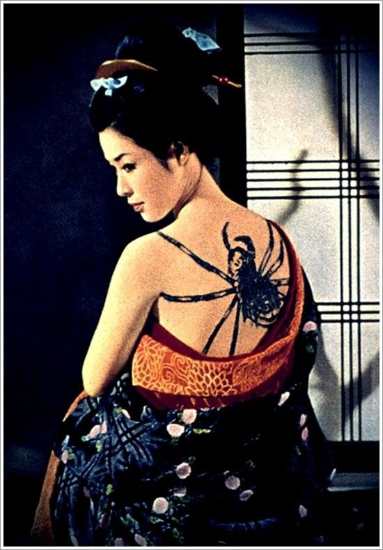 spider tattoo design (22)