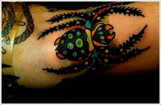 spider tattoo design (27)