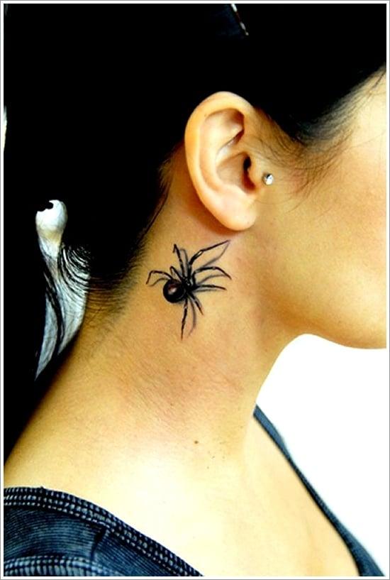 spider tattoo design (6)