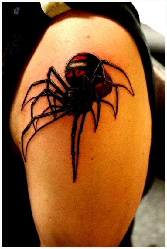 spider tattoo design (7)