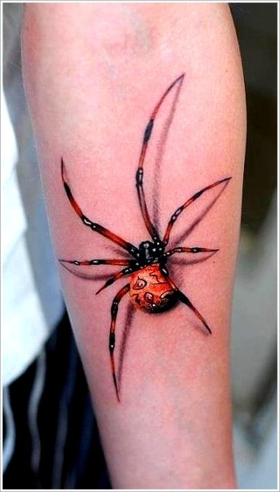 spider tattoo design (8)