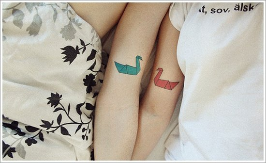 swan tattoo designs (15)