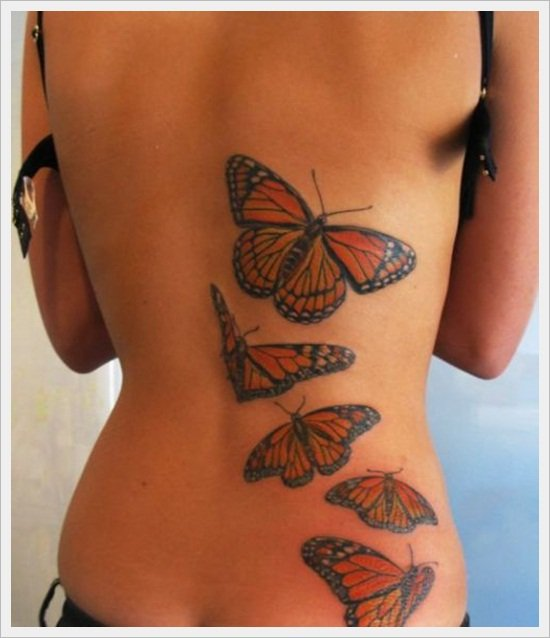 tribal back tattoos (10)