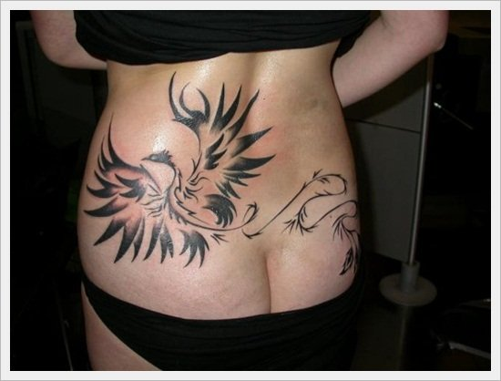 tribal back tattoos (40)