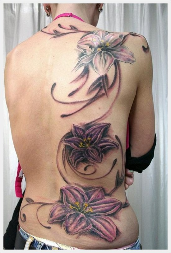 tribal back tattoos (7)