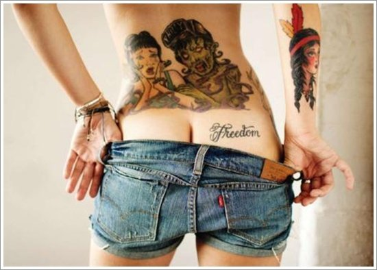 Zombie tattoo designs (1)