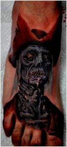Zombie tattoo designs (11)