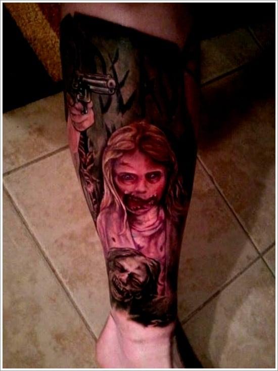 zombie tattoo designs (13)