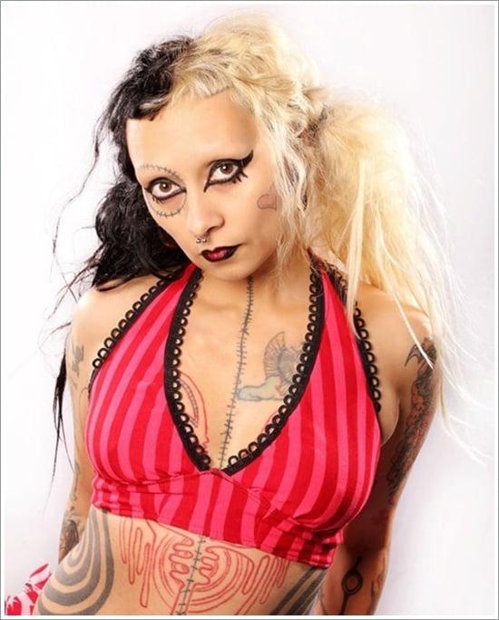 Zombie tattoo designs (14)