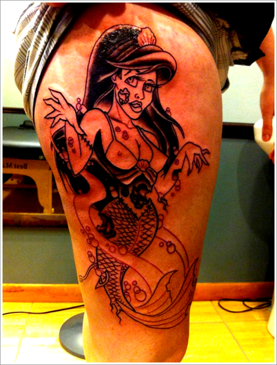 Zombie tattoo designs (17)