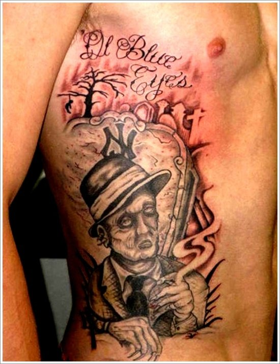 zombie tattoo designs (22)