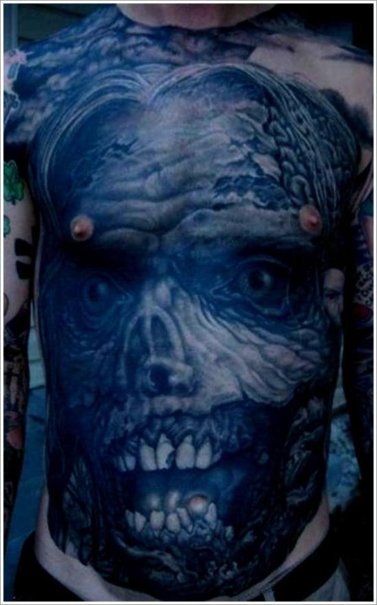 Zombie tattoo designs (24)
