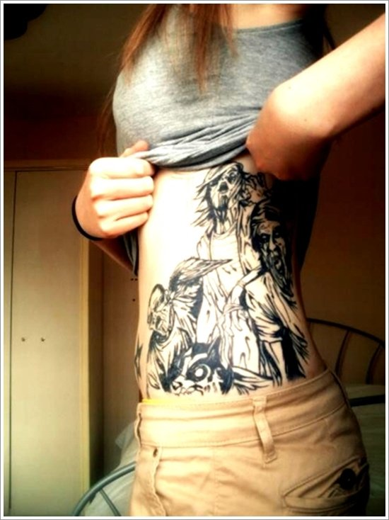 zombie tattoo designs (27)
