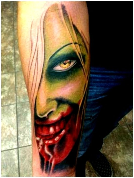 zombie tattoo designs (3)