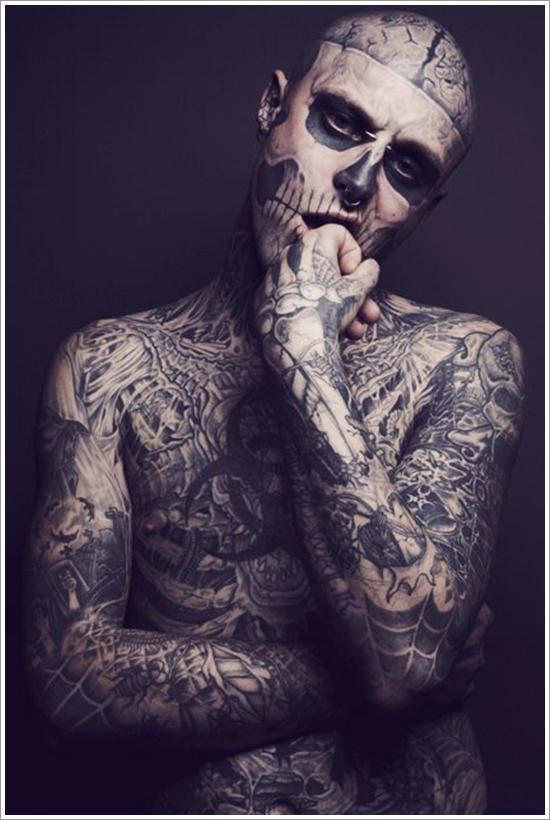 Zombie tattoo designs (33)