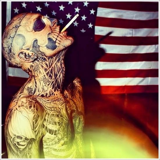 zombie tattoo designs (34)