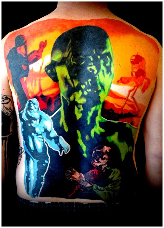 Zombie tattoo designs (37)