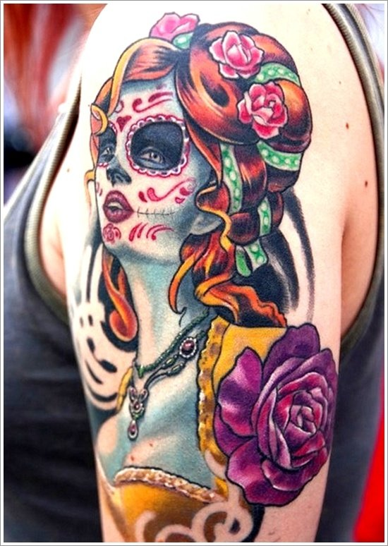 Zombie tattoo designs (5)