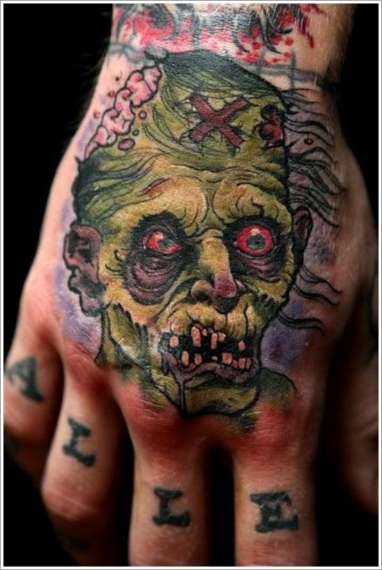 Zombie tattoo designs (6)