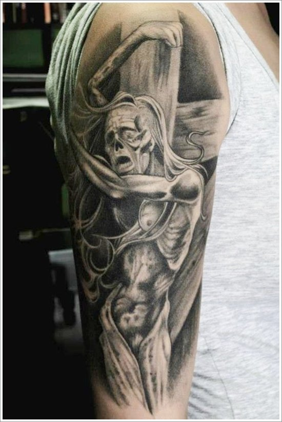 Zombie tattoo designs (7)