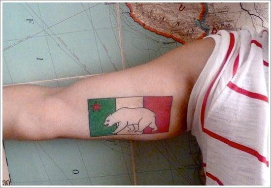 Bear Tattoo Design (19)