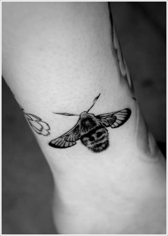 Bee Tattoo Designs (12)