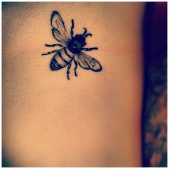 Bee Tattoo Designs (7)