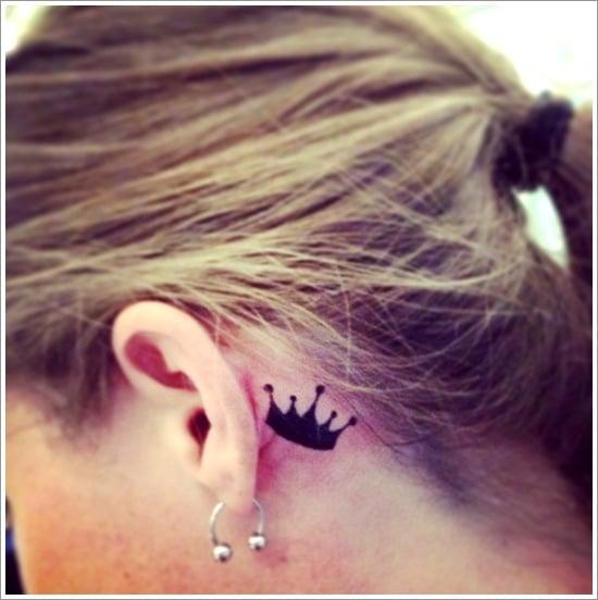 Crown Tattoo Designs (13)