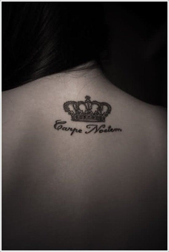 Crown Tattoo Designs (2)