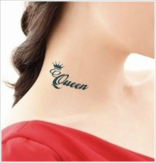 Crown Tattoo Designs (22)
