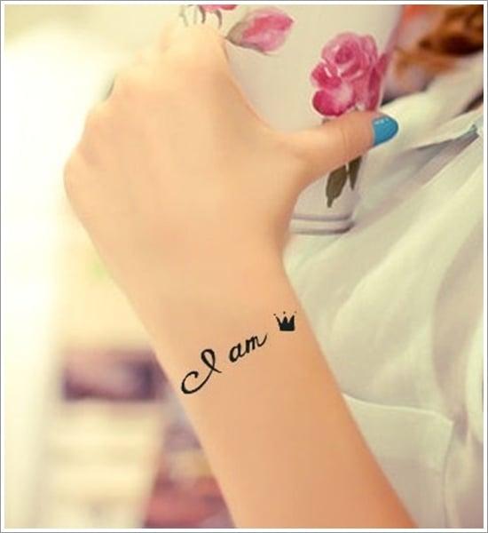 Crown Tattoo Designs (32)