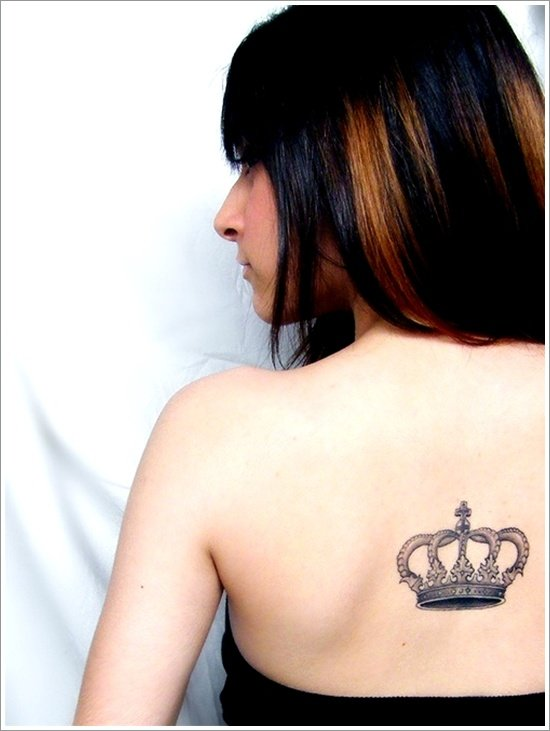Crown Tattoo Designs (34)