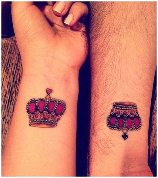 Crown Tattoo Designs (7)