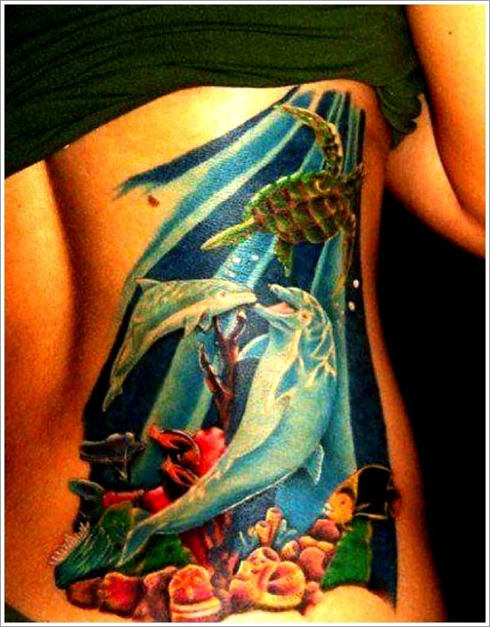 Dolphin Tattoo Designs (17)