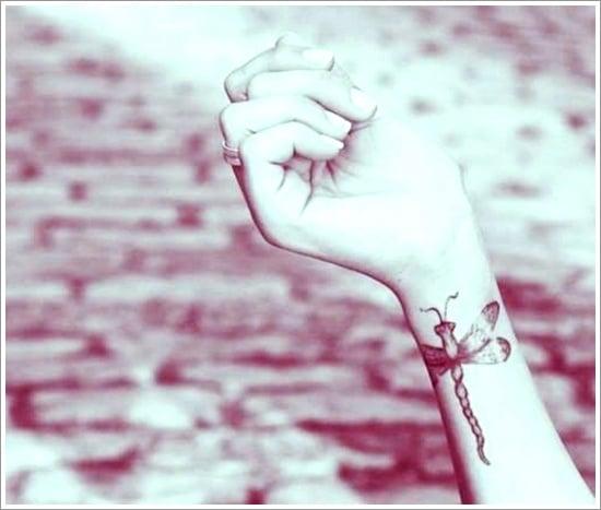 Dragonfly Tattoo (14)