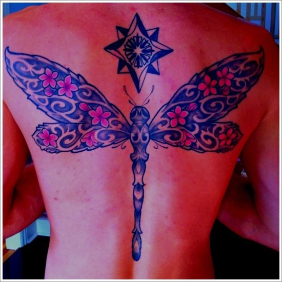 Dragonfly Tattoo (4)