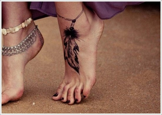 Dreamcatcher Tattoo Designs (21)